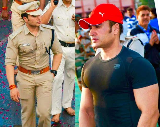 This IPS officer from Madhya Pradesh is fitter than any