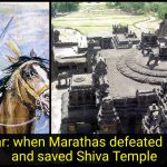 Marathas defeated Mughals