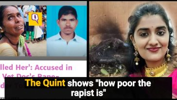 The Quint shows how poor rapist is