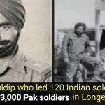 The Longewala fight when Kuldip Singh defeated 3,000 Pak soldiers