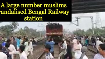 West Bengal Muslim protest