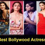 top Bollywood actress