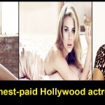 Hollywood highest paid actresses