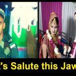 Indian jawan martyred