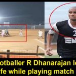 footballer R Dhanarajan