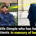 Dimple Parmar who help cancer pateint