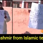 Free Kashmir from Islamic terrorism
