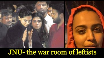 JNU is the war room of leftists
