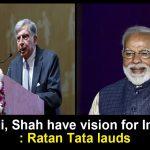 Ratan Tata praise PM Modi