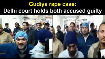 Delhi court holds both accused guilty
