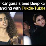 Kangana slams Deepika