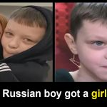 10-yr-old Russian boy