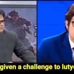 DD News journalist Ashok Shrivastav