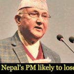 Pro China Nepali PM Oli