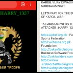 Indian Cyber Troop hacks 15 Pak websites