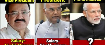 Top 5 Govt officials in India and their monthly salaries you should know