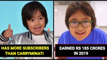 He is only 9 years old but still earned more than famous YouTubers in the world, details inside