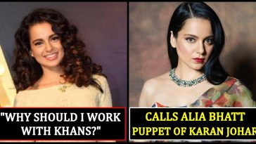 List of Bold statements by Kangana proves why she is 'Bollywood Queen'