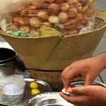 girl falls in love with pani puri seller