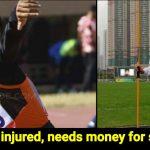 javelin thrower Sudama Kumar Yadav