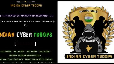 Indian Cyber Troops hack 150 websites