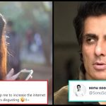 Girl asked Sonu Sood to increase Internet speed; this is how the actor replied