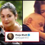 Pooja Bhatt reacts to Mahesh Bhatt's leaked chat with Rhea, full details