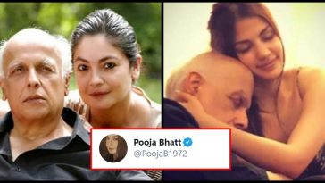 Pooja Bhatt reacts to Mahesh Bhatt's leaked chat with Rhea, full details