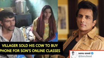 Villager sold Cow for his Son's online classes; Sonu won our hearts with his gesture