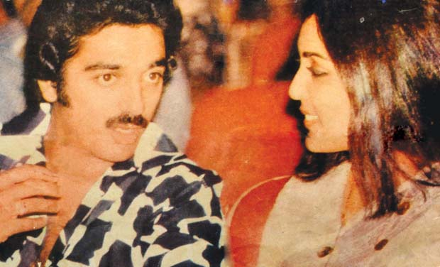 5 Women Kamal Hasaan was in relationship with: Controversial Love life