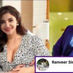 After Anushka Sharma got pregnant, Ranveer Singh reacted to the news