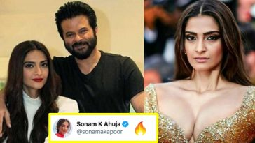 Sonam Kapoor gives Bold reply to netizens who troll her, check out how she responded