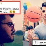 Sonu Sood replies to a fan who asked him for an iPhone, this is how India's hero replied