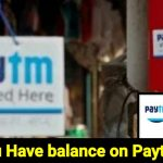 Google removed Paytm