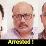 journalist arrested