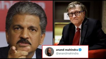 Here's why Anand Mahindra had a grudge against college classmate Bill Gates