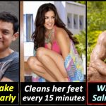 10 weird habits of Bollywood Celebrities that you skipped on, details inside