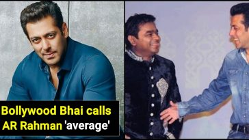 Salman Khan insulted AR Rahman in public; Oscar winner hits back