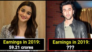 Check out Ranbir Kapoor and Alia Bhatt's earnings in a year, read details