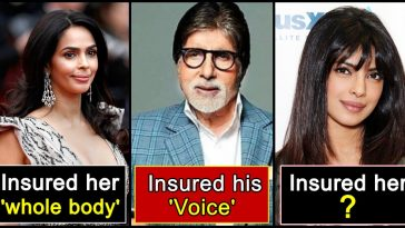 6 Bollywood celebs who splashed the cash to insure their body parts, details inside