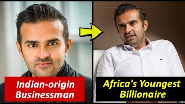 From being a small-time entrepreneur to becoming Africa's youngest billionaire, here's Ashish Thakkar story