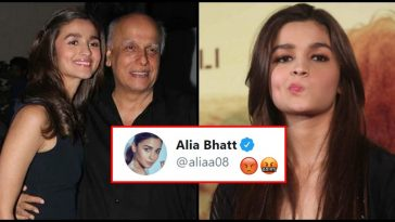 Alia Bhatt threatens people who speak against 'Nepotism', details inside