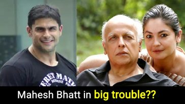 Mahesh Bhatt's Son makes shocking allegations against him, here's what he said
