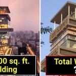 World's 4th Richest person Mukesh Ambani lives in this billion-dollar home