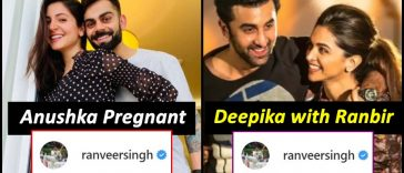 Two times Ranveer Singh's comment caught the attention of fans on Instagram