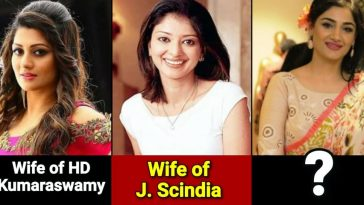 Gorgeous wives of Politicians who can give Bollywood actresses a run for their money