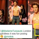 Girl tucked her finger inside Hrithik Roshan's Underwear; the actor responds