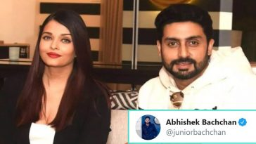 Aishwarya was hit by body-shaming remarks; Abhishek Bachchan takes down haters in style