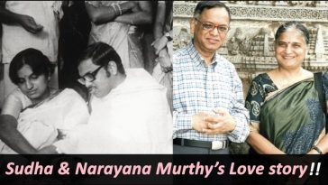 Beautiful story of Sudha and Narayana Murthy - It teaches us there is more to Relationships than a Romantic tale