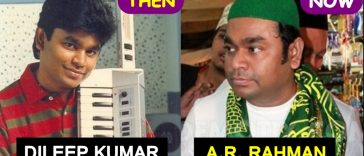 Here's the reason why A.R. Rahman changed his name from Dileep Kumar